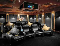 Home Theater Design Decor basement home theater design ideas Home Interior Decor Ideas 95
