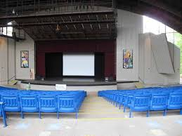 Foellinger Theater Fort Wayne Indiana Seating Chart Foellinger Outdoor Theatre