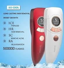 2020 Osenyuan <b>4in1 IceCool IPL</b> Laser Hair Removal Permanent ...