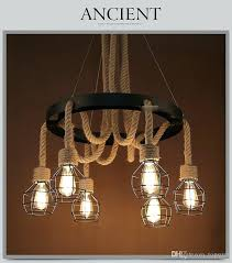 multi bulb pendant light vintage pendant lights rope bulb lamp modern fixtures lighting led industrial iron multi bulb pendant light