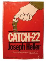 catch 22 by joseph er first modern library edition 1966
