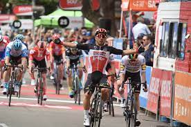 Tour Down Under: Caleb Ewan sprintet auf der vierten...