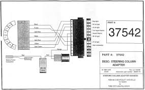 chevy tilt steering column wiring diagram images chevy steering wiring diagram furthermore ididit gm steering column in