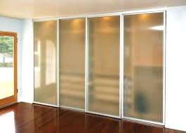 sliding closet doors 96 high mirror