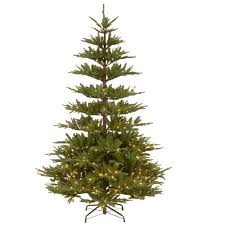 National Tree Company 7.5 ft. PowerConnect Glenwood Fir Artificial ...