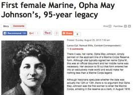Image result for Opha May Johnson