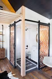 Bedroom : Sliding Barn Doors For Closets Barn Door For Bathroom ...