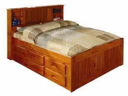 Discovery World Furniture Honey Full Captain Bed – KFS STORES