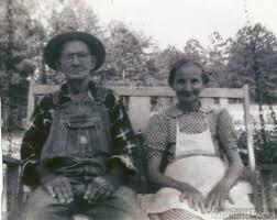 Edd & Nona Johnson Baker