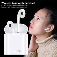 Беспроводные <b>наушники i7s tws Bluetooth</b> 5,0 <b>наушники</b> ...