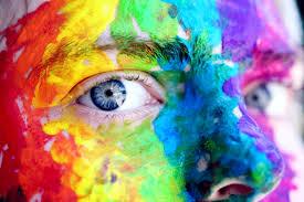 eye art artistic