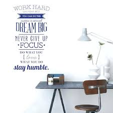 wall decal letters wall art wall stickers wall decals es work hard vinyl wall stickers letters wall decal letters
