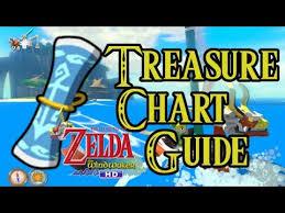 Wind Waker Hd Treasure Chart Guide