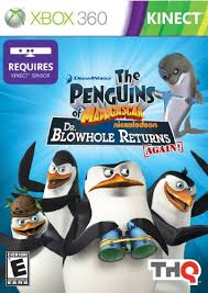 Small Picture Kinect Penguins of Madagascar Dr Blowhole Returns Again for