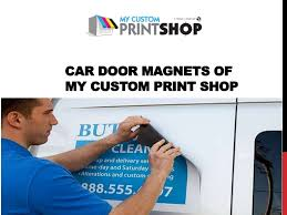 Car Door Magnets Of My Custom Print Shop