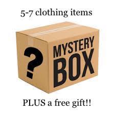 Surprise Images Free Other Mystery Box 57 Items Surprise Free Gift Poshmark
