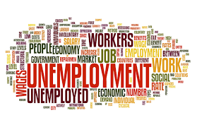 Image result for unemployment rate in words