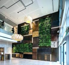 office spaces design. Modern Office Space Design Ideas For Small Spaces Rustic Green Wall .