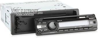 sony cdx gt130 cdxgt130 in dash am fm cd cd r cd rw player product sony cdx gt130