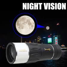 <b>40X60 HD Zoom</b> Monocular Telescope Outdoor Travel Hiking ...