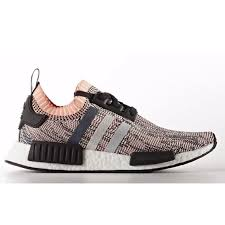 adidas shoes nmd womens pink. adidas shoes - nmd r1 primeknit pink black onix women 5.5 nmd womens