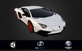 Lamborghini Aventador other 3D model realtime | CGTrader