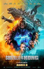 4K] Godzilla vs Kong (2021) ก็อดซิลล่า ปะทะ คอง