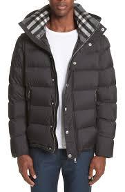 Men's Quilted, Puffer & Down Jackets | Nordstrom & Burberry Hartley Convertible Down Jacket Adamdwight.com