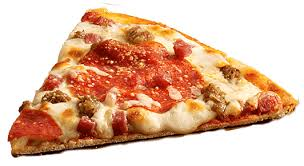 cheese pizza slice png. Plain Png Large Pizza Slice On Cheese Png P