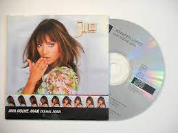 Como te sone, yo te imagine seduciendome despacio tuya me senti, todo te lo di y hasta el alma me has robado yo nunca pense que pudiera. Jennifer Lopez Una Noche Mas Remix 2002 Cd Single Free Port Ebay