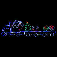 Christmas Outdoor Rope Light 3d Train Browse Our Range Of Christmas Led Rope Lights And Light Up