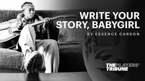 Write <b>Your Story</b>, Babygirl