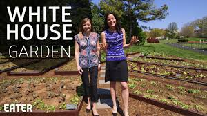 White House Kitchen Garden Visiting The White House Kitchen Garden Youtube