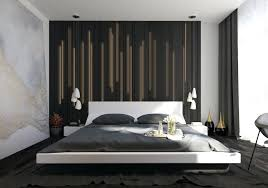 wall accent lighting. Accent Wall Ideas Bedroom Long Feature Master Lighting Ceiling Paint Grey