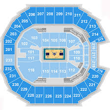 Acc Virtual Seating Chart Seating Charts Spectrum Center Charlotte