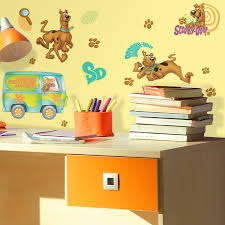 Scooby Doo Bedroom Decor Scooby Doo Wallpaper Bedroom