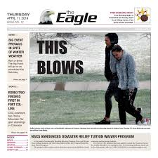 The Eagle: April 11, 2019 by The Eagle - issuu