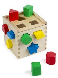 Melissa and Doug Shape Sorter Best Gifts for One-Year-Olds | Parents