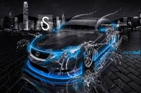 cool cars with neon lights wallpaper.  Wallpaper Cool Cars With Neon Lights Wallpaper 4k Pictures For E