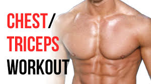 intense chest and triceps workout home bodyweight