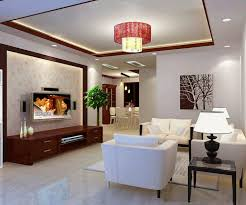 Interior Design Of Hall In Indian Style Home Combo - Interior exterior designs