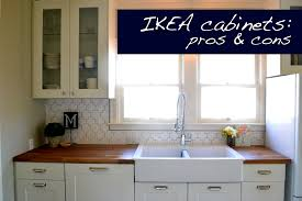Ikea Kitchen Remodeling A Home In The Making Renovate Pros And Cons Of Ikea Cabinets