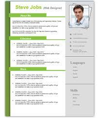Cv Template Download Template Business