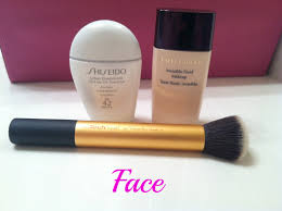 without fail every morning in may i used this trio of shiseido urban environment oil free uv protector review here estee lauder invisible fluid makeup