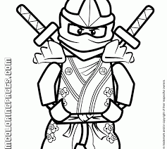 Small Picture Free Printable Ninjago Coloring Pages For Kids Intended For