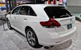 2013 Toyota Venza - Information and photos - ZombieDrive
