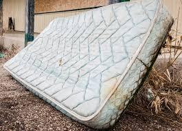 old mattress.  Old Throughout Old Mattress A