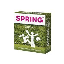 Купить <b>Презервативы Spring</b> Classic (3 шт.) в каталоге с ...