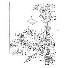 lauson lauson gasoline engines parts model v25h8324p sears basic engine
