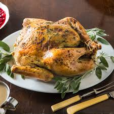 American Test Kitchen Turkey Herbed Roast Turkey Americas Test Kitchen